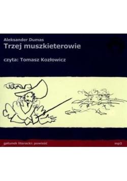 Trzej muszkieterowie audiobook