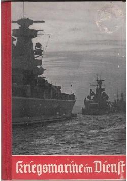 Kriegsmarine im Dienst  , 1939 r.
