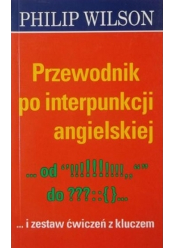 Przewodnik po interpunkcji angielskiej