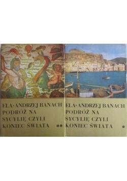 Podróż na Sycylię czyli koniec świata. Tom I - II