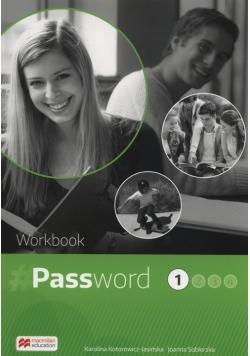 Password 1 Workbook