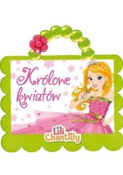 Królowe kwiatów. Lili Chantilly
