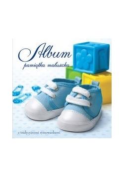 Album: pamiątka maluszka
