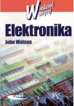 Elektronika - Wiedzieć więcej wyd. 3 WKŁ