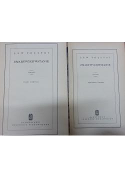 Zmartwychwstanie, cz. I, II i III