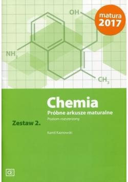 Chemia Próbne arkusze maturalne Zestaw 2 Poziom rozszerzony