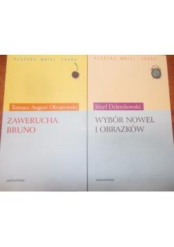 Klasyka mniej znana - zestaw 2 książek