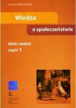WOS Gim cz.1 zbiór zadań wyd. 2010 ŻAK