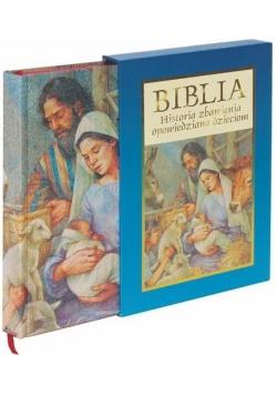Biblia - historia zbawienia opowiedziana dzieciom