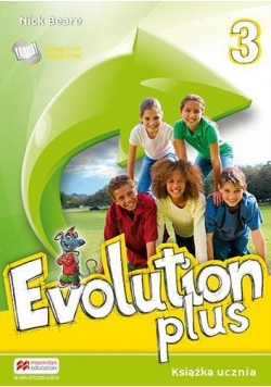 Evolution Plus 3 SB podr wieloletni MACMILLAN
