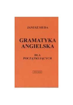 Gramatyka angielska dla początkujacych ANGLOMAN