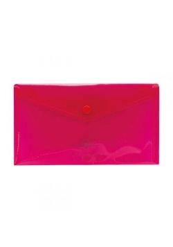 Teczka kopertowa PP A5 różowy (5x2szt)PUKKA