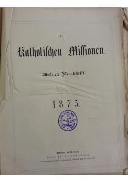 Die Katholischen Mifhonen, 1875 r.