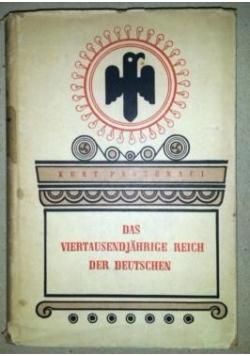 Das viertausendjährige reich der deutschen, 1940r.