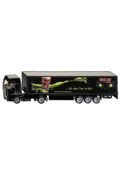 Siku 16 - Ciężarówka z przyczepą S1627