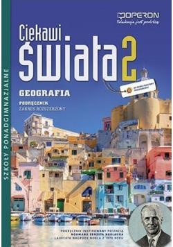 Geografia LO 2 Ciekawi świata podr ZRw.2013 OPERON