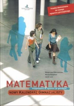 Kalendarz gimnazjalisty - Matematyka w.2012 GWO