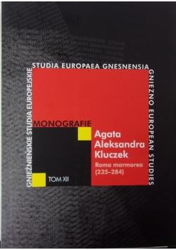 Monografie, roma marmorea, Tom XII