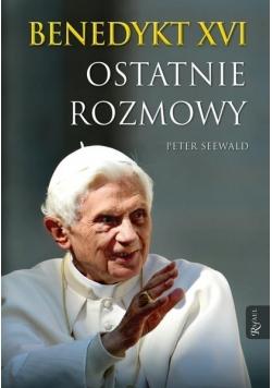 Benedykt XVI. Ostatnie rozmowy BR