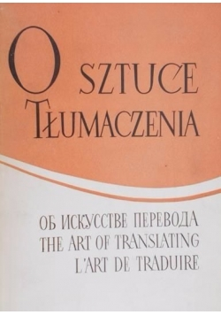 O sztuce tłumaczenia