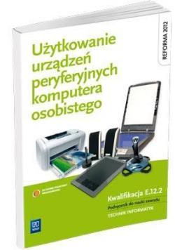 Użytkowanie urządzeń peryferyjnych komp. os. NPP