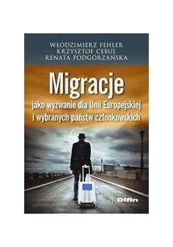 Migracje jako wyzwanie dla Unii Europejskiej ...