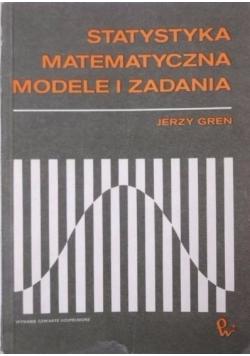 Statystyka matematyczna modele i zadania