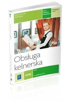 Obsługa kelnerska Podr cz.2 REA-WSiP