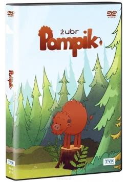 Żubr Pompik DVD