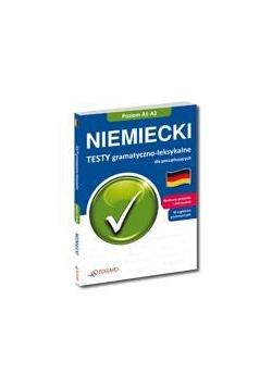 Niemiecki Testy gramatyczno-leksykalne A1-A2