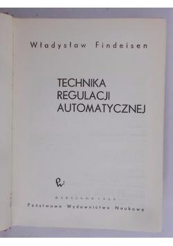 Technika regulacji automatycznej