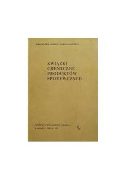 Związki chemiczne produktów spożywczych