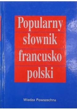 Popularny słownik francusko-polski