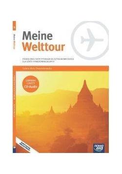 J. Niemiecki 4 Meine Welttour Podr NE