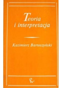 Teoria i interpretacja