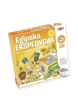 Story Game: Egipska ekspedycja