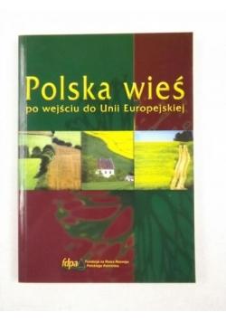 Polska wieś po wejściu do Unii Europejskiej