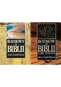 Rozmowy o Biblii Nowy Testament, Tom I i  II