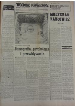 Tygodnik powszechny, nr. 1-50, 1977 r.