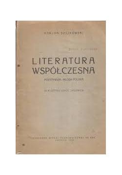 Literatura współczesna, 1930 r.