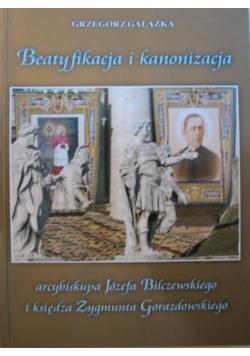 Beatyfikacja i kanonizacja arcybiskupa księdza Zygmunta Gorazdowskiego