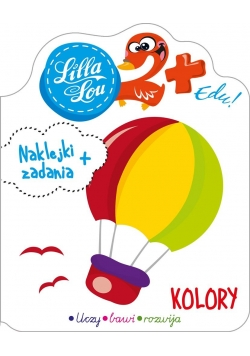 Lilla Lou edu 2+ Kolory