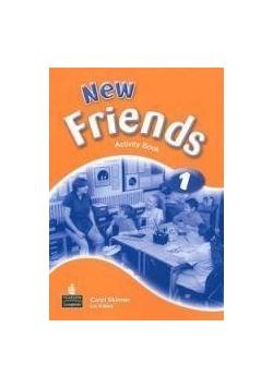Friends NEW 1 WB PEARSON