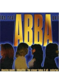 The real Abba gold CD