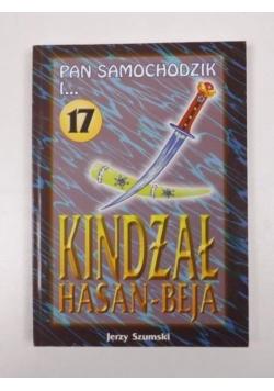 Pan Samochodzik i Kindżał Hasan-Beja