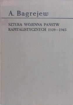 Sztuka wojenna państw kapitalistycznych 1939-1945