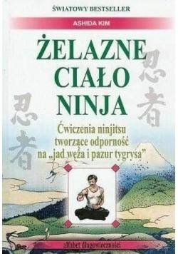 Żelazne ciało Ninja
