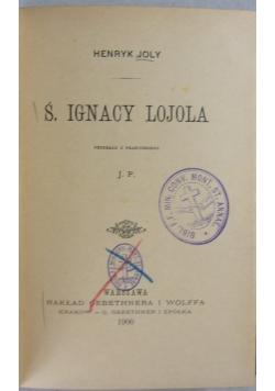 Święci Pańscy czyli dzieje kościoła katolickiego z żywotach świętych  1900 r.