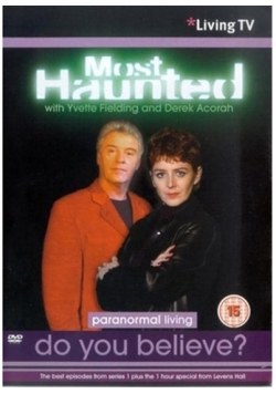 Most Haunted, Do You Believe?, płyta DVD