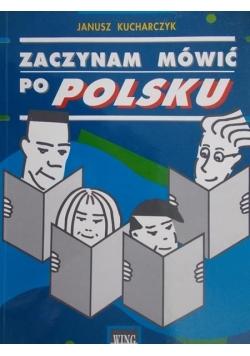 Zaczynam mówić po polsku